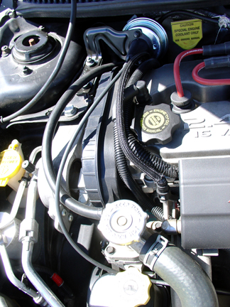 How To Install Factory Cruise Control in Your SRT-4 Neon Srt Pcm Wiring Harness on